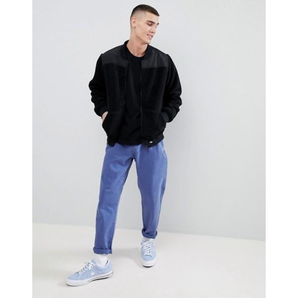 ヌーディージーンズ メンズ Tシャツ トップス Nudie Jeans Co Kurt Worker T-Shirt Black|revida|04