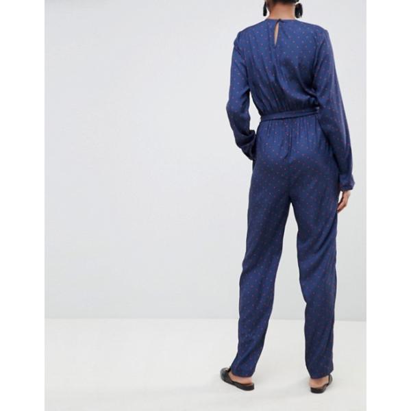 ベロモーダ レディース ワンピース トップス Vero Moda Tall Spot Jumpsuit