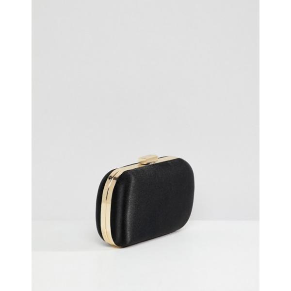 トゥルーデカデンス レディース クラッチバッグ バッグ True Decadence black box clutch bag