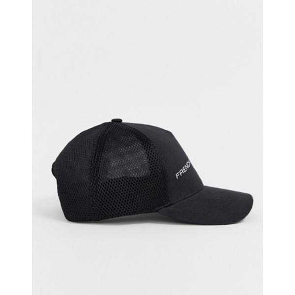 フレンチコネクション メンズ 帽子 アクセサリー French Connection FCUK trucker cap|revida|04