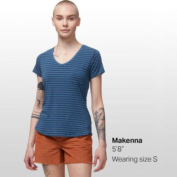 プラーナ レディース Tシャツ トップス Foundation Short-Sleeve Shirt - Women's