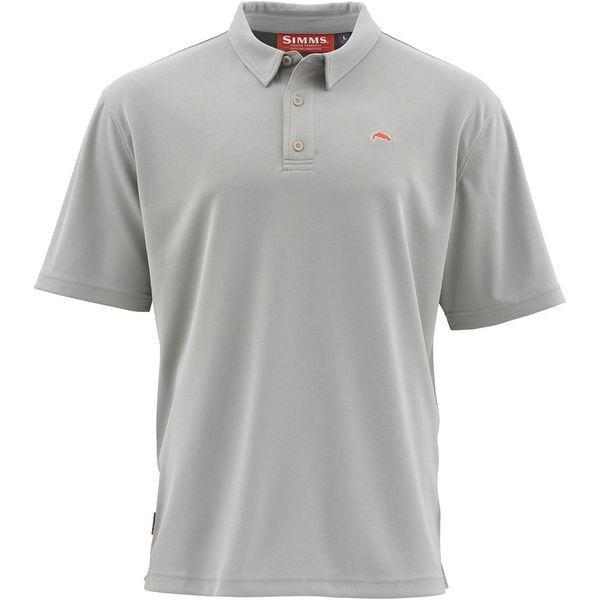 シムズ メンズ ポロシャツ トップス Simms Polo Shirt revida
