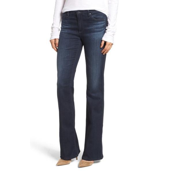 エージー レディース ブーツ・レインブーツ シューズ AG 'The New Angel' Bootcut Jeans