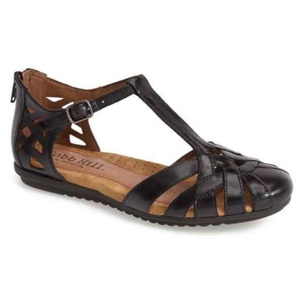 ロックポートコブヒル レディース サンダル シューズ Rockport Cobb Hill 'Ireland' Leather Sandal (Women)