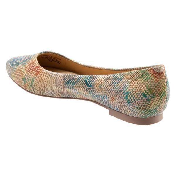 トロッターズ レディース サンダル シューズ Trotters Estee Pointed Toe Flat (Women)