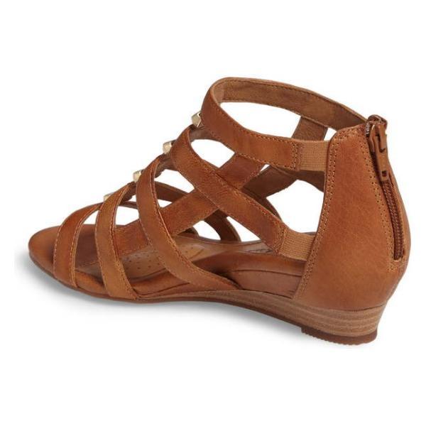 エスエフエフティ レディース サンダル シューズ Sfft Rio Gladiator Wedge Sandal (Women)
