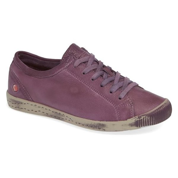 ソフチノス レディース スニーカー シューズ Softinos by Fly London Isla Distressed Sneaker (Women)
