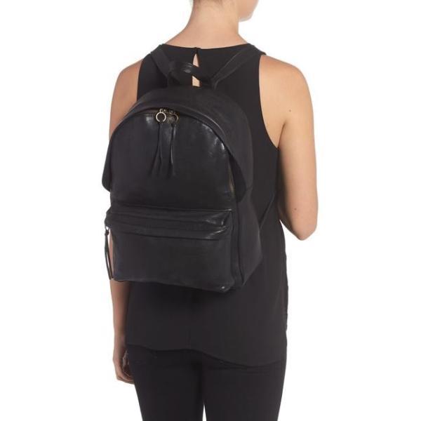 メイドウェル レディース バックパック・リュックサック バッグ Madewell Lorimer Leather Backpack