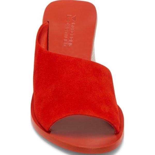 メルセデスカスティロ レディース サンダル シューズ Mercedes Castillo Izar Slide Sandal (Women)