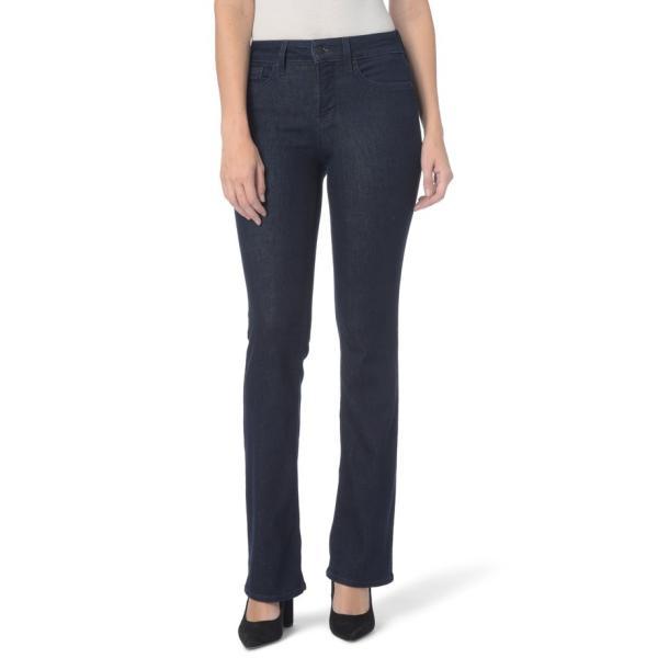 エヌワイディージェイ レディース ブーツ・レインブーツ シューズ NYDJ Barbara Stretch Bootcut Jeans (Regular & Petite)