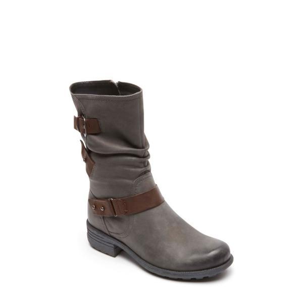 ロックポートコブヒル レディース ブーツ・レインブーツ シューズ Rockport Cobb Hill Brunswick Boot (Women)