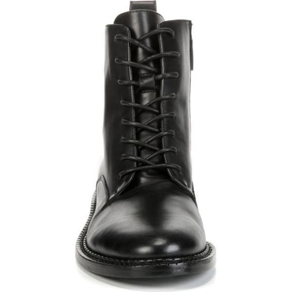 ヴィンス レディース ブーツ・レインブーツ シューズ Vince Cabria Lace-Up Boot