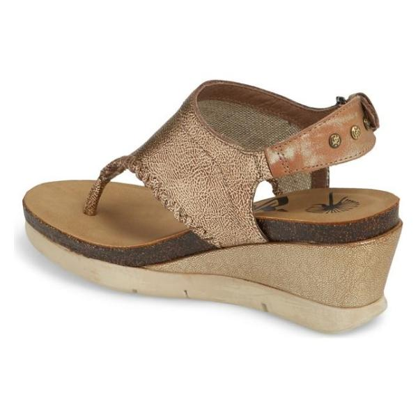 オーティービーティー レディース サンダル シューズ OTBT Meditate Wedge Sandal (Women)