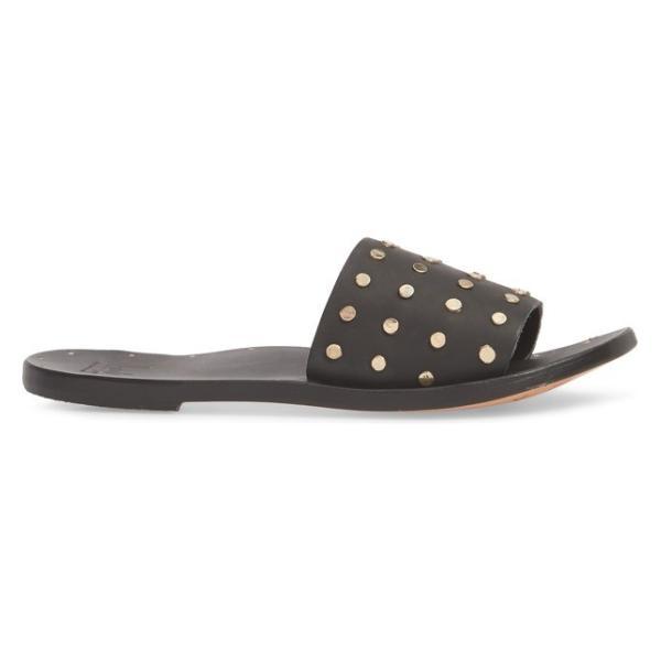 ビーク レディース サンダル シューズ Beek Lovebird Embroidered Slide Sandal (Women)