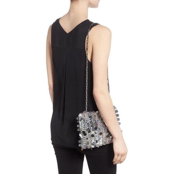 パコラバンヌ レディース ショルダーバッグ バッグ paco rabanne Iconic Shoulder Bag
