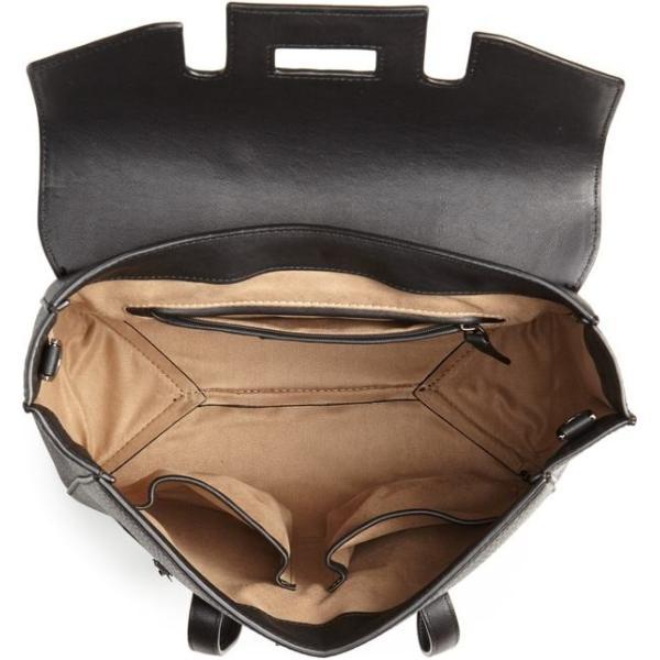 マッカージュ レディース トートバッグ バッグ Mackage Small Barton Leather Tote