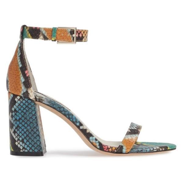 アリス アンド オリビア レディース サンダル シューズ Alice + Olivia Lillian Ankle Strap Sandal (Women)