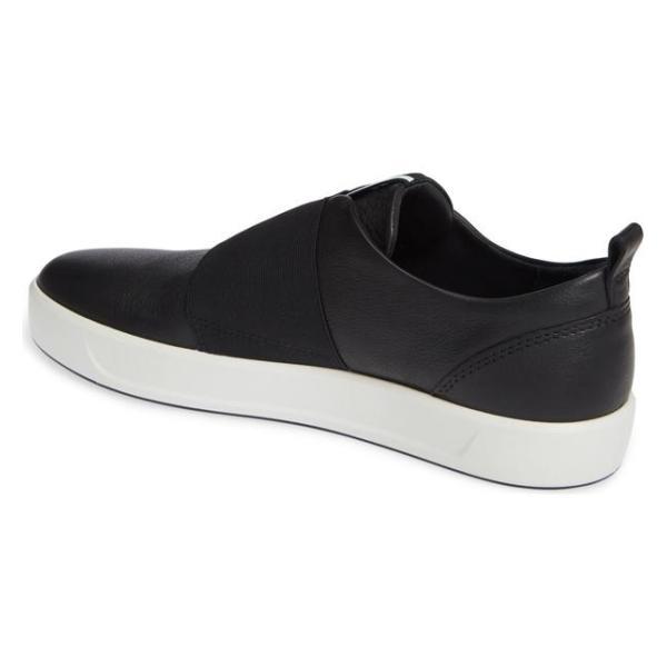 エコー レディース スニーカー シューズ ECCO Soft 8 Band Low Sneaker