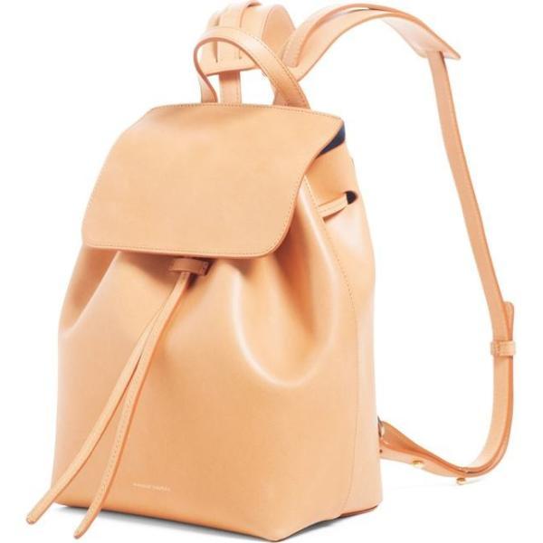 マンサーガブリエル レディース バックパック・リュックサック バッグ MANSUR GAVRIEL Mini Leather Backpack