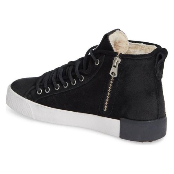 ブラックストーン レディース スニーカー シューズ Blackstone QL70 Genuine Shearling Lined Sneaker