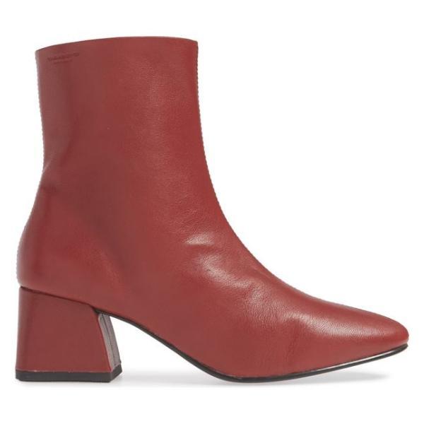 バガボンド レディース ブーツ・レインブーツ シューズ Vagabond Shoemakers Alice Bootie (Women)