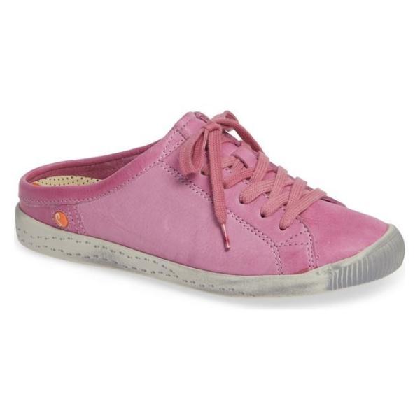 ソフチノス レディース スニーカー シューズ Softinos by Fly London Ije Sneaker Mule (Women)