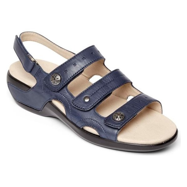アラヴォン レディース サンダル シューズ Aravon Three Strap Slingback Sandal (Women)