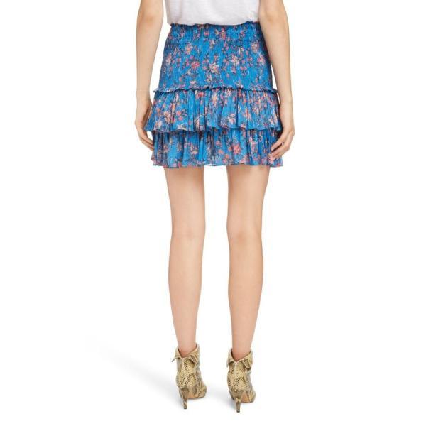 イザベルマランエトワール レディース スカート ボトムス Isabel Marant ?toile Naomi Shirred Miniskirt