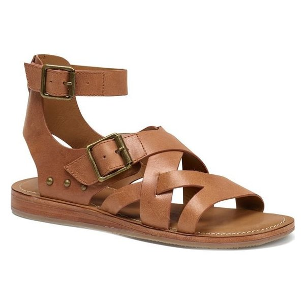 トラスク レディース サンダル シューズ Trask Roxanne Gladiator Sandal (Women)