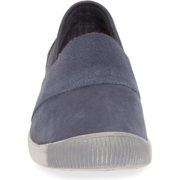 ソフチノス レディース スニーカー シューズ Softinos by Fly London Ino Slip-On Sneaker (Women)