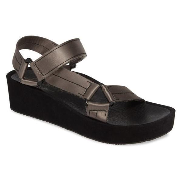 ペドロガルシア レディース サンダル シューズ Pedro Garcia Luze Strappy Wedge Sandal (Women)