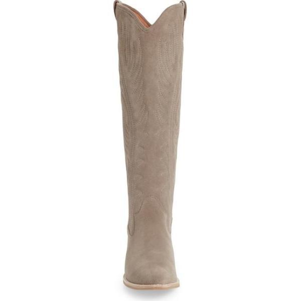 ジェフリー キャンベル レディース ブーツ・レインブーツ シューズ Jeffrey Campbell Calvera Knee-High Boot (Women)