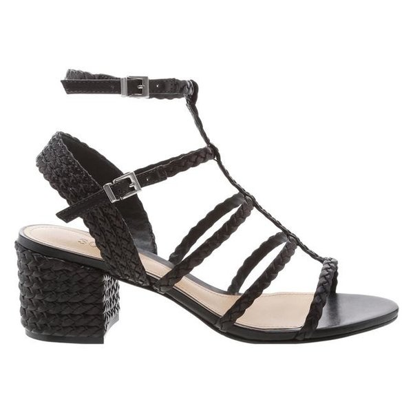 シュッツ レディース サンダル シューズ Schutz Rosalia Block Heel Sandal (Women)