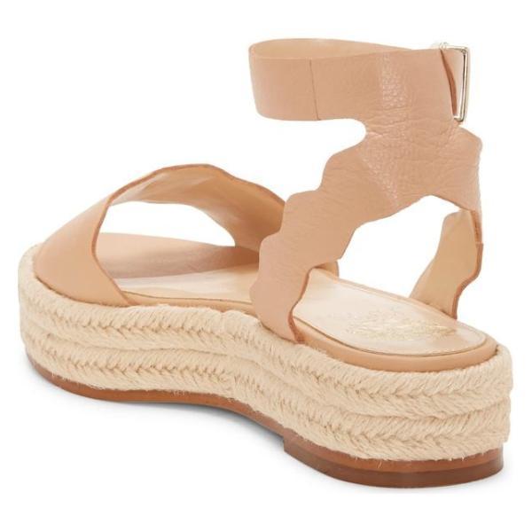 ヴィンスカムート レディース サンダル シューズ Vince Camuto Kamperla Ankle Strap Espadrille Sandal (Women)