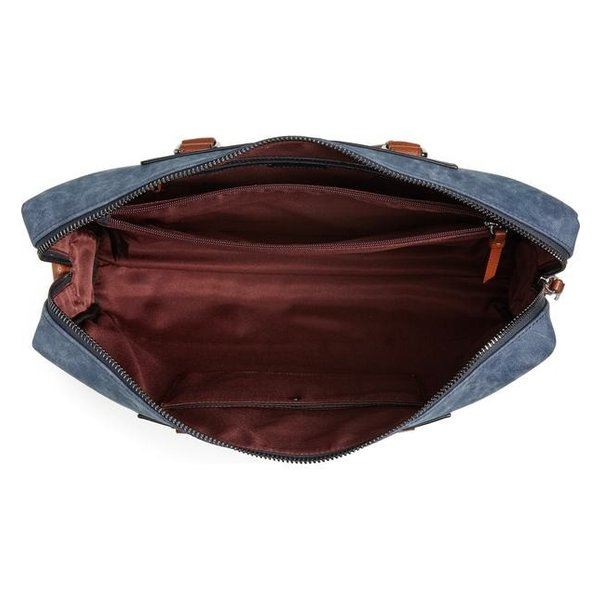 テッドベーカー メンズ バックパック・リュックサック バッグ Ted Baker London Pitza Faux Leather Document Bag