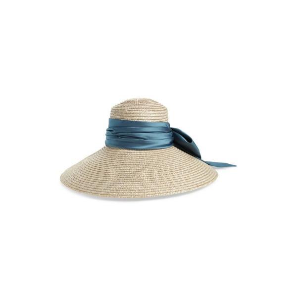 ユージニアキム レディース 帽子 アクセサリー Eugenia Kim Mirabel Straw Hat