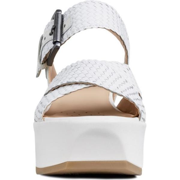 ジェオックス レディース サンダル シューズ Geox Zerfie Platform Sandal (Women)