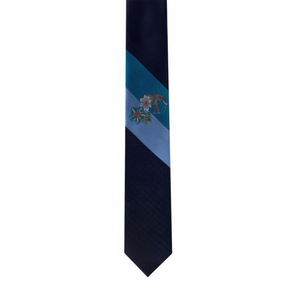 Ted Baker Black Silk Tie