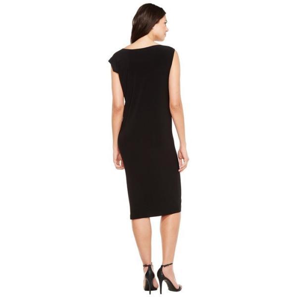 カマリカルチャー レディース ワンピース トップス Drop Shoulder Dress