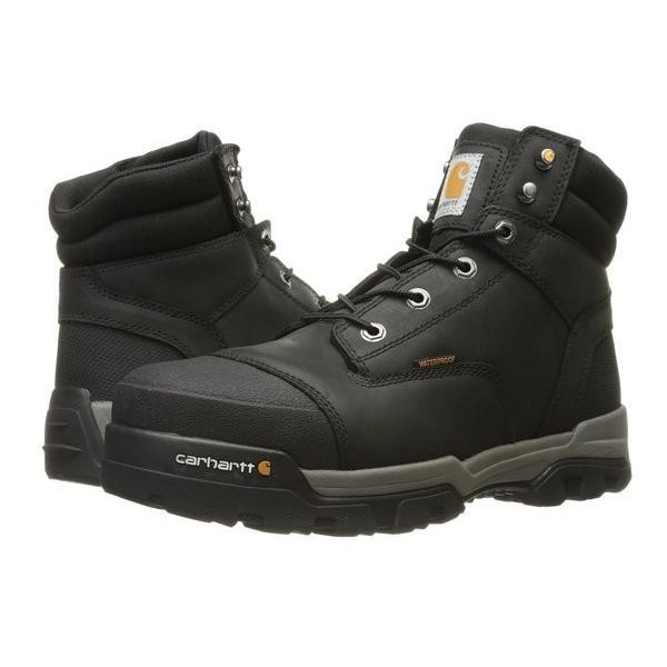 カーハート メンズ ブーツ・レインブーツ シューズ 6 Ground Force Waterproof Composite Toe Work Boot