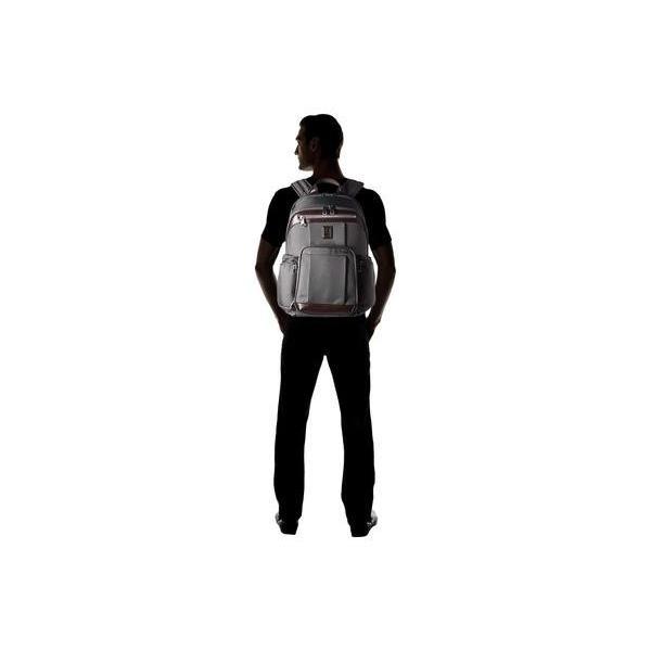 トラベルプロ メンズ バックパック・リュックサック バッグ Platinum Elite - Business Backpack