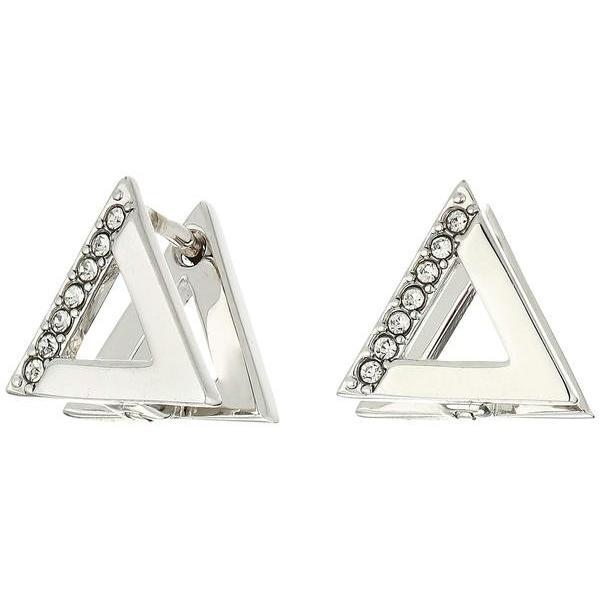 ヴィンスカムート レディース ピアス・イヤリング アクセサリー Triangle Hinge Earrings