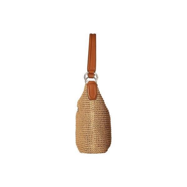 ブライトン レディース ハンドバッグ バッグ Cher Straw Shoulder Bag