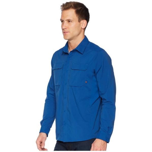 マウンテンハードウェア メンズ シャツ トップス Canyon Pro¢ Long Sleeve Top|revida|02