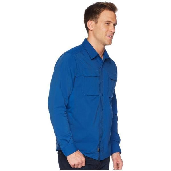 マウンテンハードウェア メンズ シャツ トップス Canyon Pro¢ Long Sleeve Top|revida|04