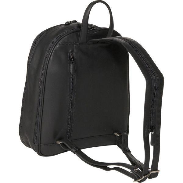 デレクアレクサンダー メンズ バックパック・リュックサック バッグ Three Zipper Organizer Backpack