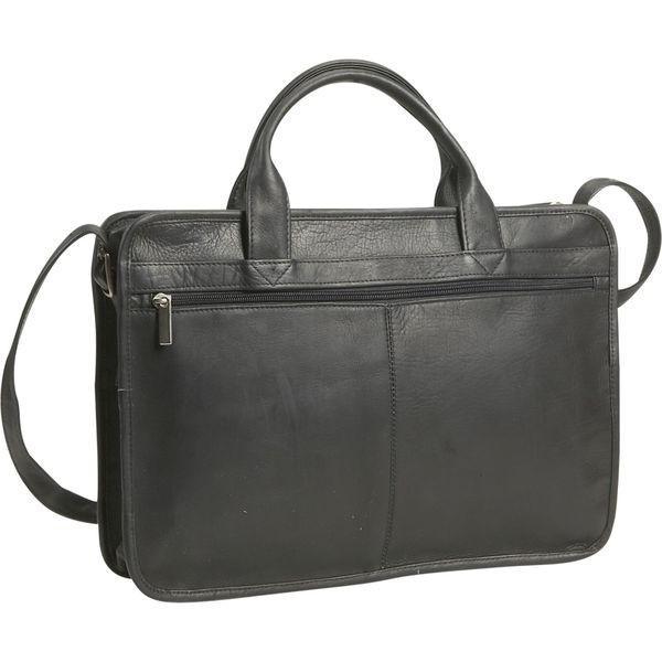 デビッドキング メンズ スーツケース バッグ Multi Pocket Organizer Brief