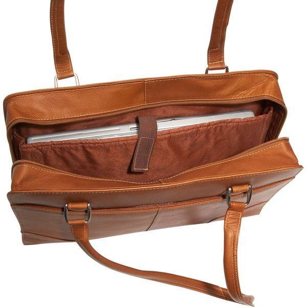 ピエール メンズ スーツケース バッグ Structured Laptop Tote