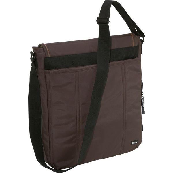 デレクアレクサンダー メンズ ショルダーバッグ バッグ Full Flap Messenger Bag