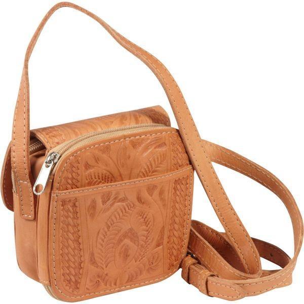 ロピンウェスト メンズ ボディバッグ・ウエストポーチ バッグ Small Cross-body Bag